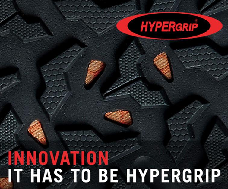 Hypergrip Soles