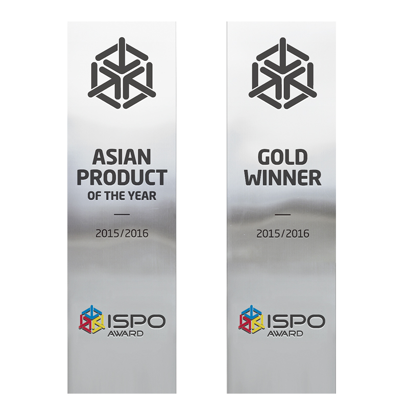 Treksta Award from ISPO